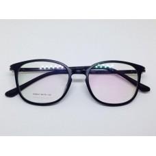 กรอบแว่นตา สีดำด้าน น้ำหนักเบา